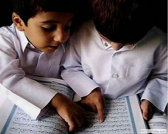Education des enfants en Islam